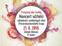 21.6.2016 Koncert učitelů MSK