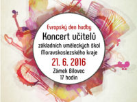Evropský den hudby v Bílovci – Koncert učitelů ZUŠ MSK