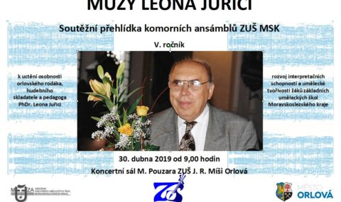 Múzy Leona Juřici 30.4. 2019