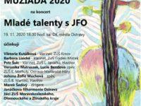 VII. ročník festivalu ZUŠ MSK MÚZIÁDA 2020